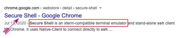 Google Secure Shell Link.png